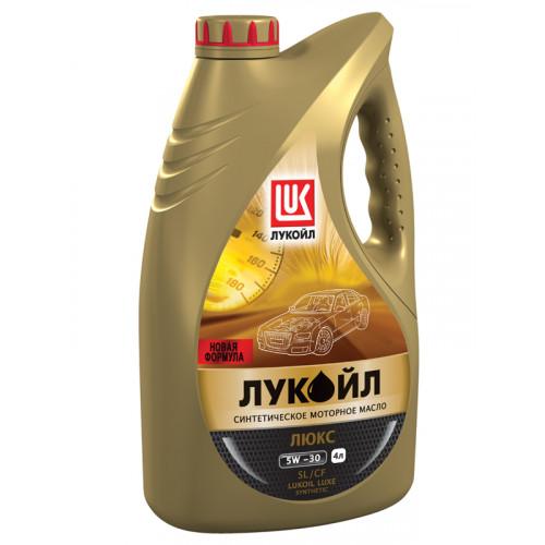 ЛУКОЙЛ ЛЮКС SAE 5W-30 (синтетическое)